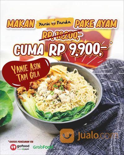 YAMIE PANDA PROMO YAMIE ASIN TAPI GILA !! Cuma Rp 9.900,- (dari harga normal Rp 18.200,-) (27838167) di Kota Jakarta Selatan