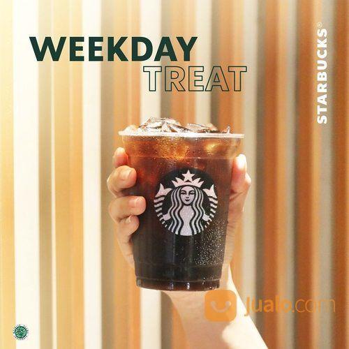 STARBUCKS POTONGAN 30% WEEKDAY TREAT* (27851587) di Kota Jakarta Selatan