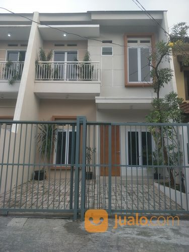 Rumah 2 Unit New House, Minimalis, 1,3M Komplek Wisma Cakra, Jl Cakra, Limo Cinere Depok (27855507) di Kota Depok