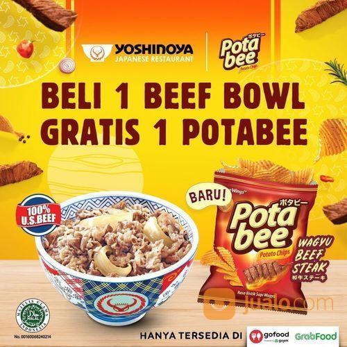 YOSHINOYA BELI 1 BEEF BOWL GRATIS 1 POTABEE (27870367) di Kota Jakarta Selatan