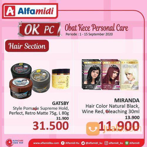 ALFAMIDI PROMO PERSONAL CARE OK PC (27871191) di Kota Jakarta Selatan