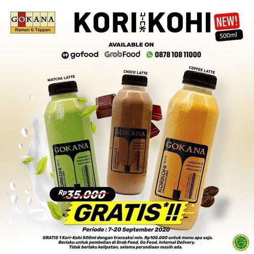 BMK Bakso Mie Kopi Promo Gokana Kori Kohi (27871911) di Kota Jakarta Selatan