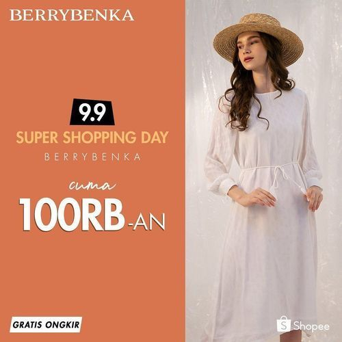 Berrybenka Super Shopping Day (27872131) di Kota Jakarta Selatan