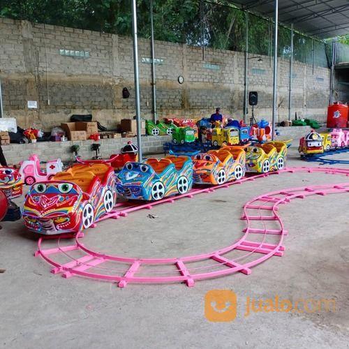 Mini Coaster Full Fiber Wahana Odong Mainan Anak (27876991) di Kab. Seluma