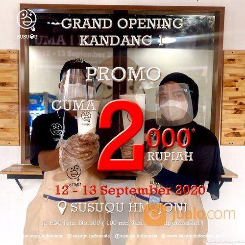 SUSUQU PROMO GRAND OPENING SUSUQU INDONESIA (27886819) di Kota Jakarta Selatan