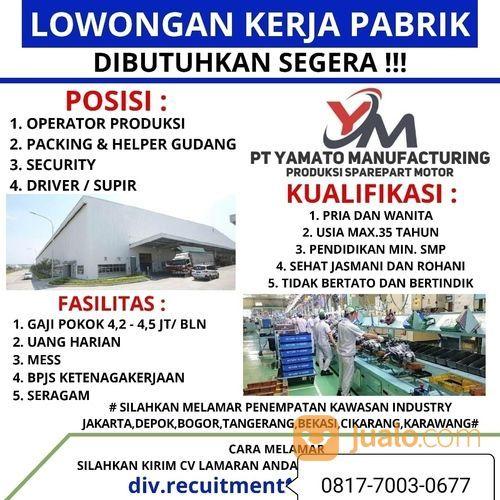 Loker Jakarta 2020 Jakarta Selatan Jualo
