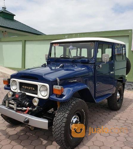 Toyota Hartop Diesel Asli BJ40 4x4 Th 1983 (27907895) di Kab. Banjarnegara