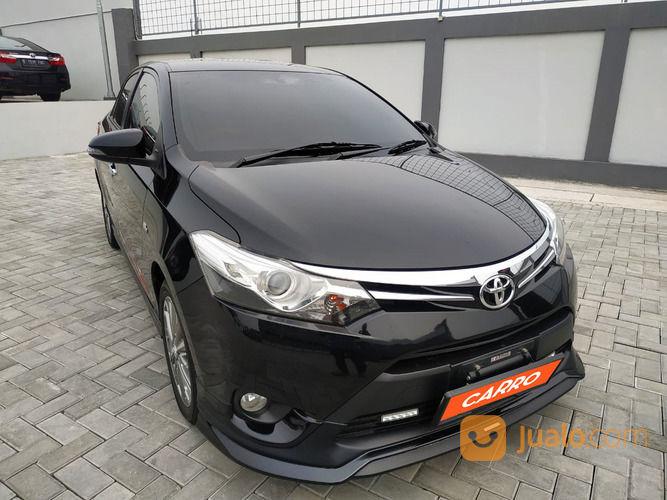 Toyota Vios 1.5 G TRD MT 2017 Hitam (27914911) di Kota Bekasi