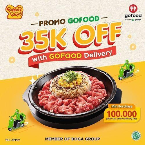 Pepper Lunch 35K Off Promo (27950171) di Kota Jakarta Selatan