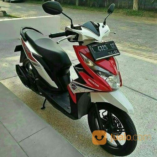 Motor Bekas Surabaya Honda Beat Tahun 2017 Bekas Rasa Baru Dan Lengkap (27951563) di Kota Surabaya