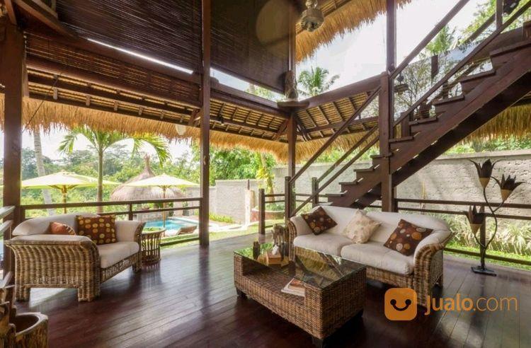Villa Jungle View Dikawasan Ubud Dkt Central Ubud Tegalalang Gianyar (27974747) di Kota Denpasar