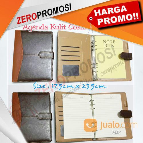 Souvenir Buku Agenda Promosi Custom Logo AG-01 (27975255) di Kota Tangerang