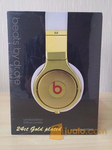 Headphone Dj Beats Pro Gold White - Bandung (2799741) di Kota Jakarta Barat