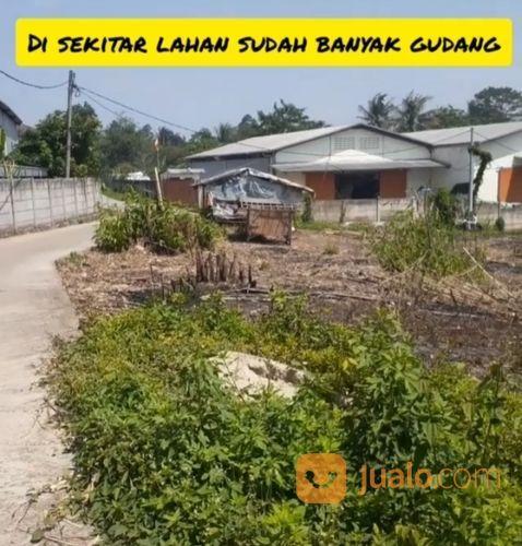 Tanah Tigaraksa 1.200m2 Untuk Gudang Workshop Kab Tangerang Banten (28020947) di Kab. Tangerang