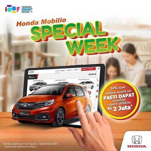 Honda Indonesia Special Week (28041959) di Kota Jakarta Selatan