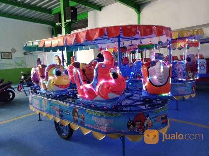 Ikan Nemo Odong Kereta Panggung (28043235) di Kab. Kediri