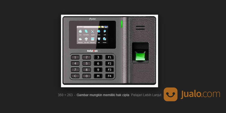 Absensi Wajah Wifi FingerPlus FID 92 WIFI (28066023) di Kota Jakarta Timur