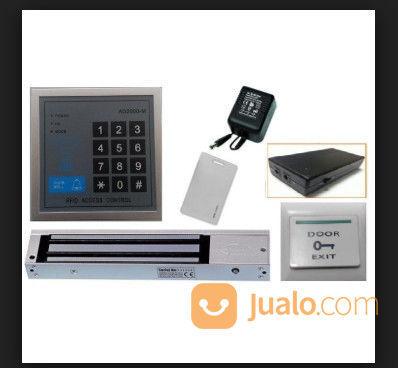 Paket Access Control Fingerprint X6 Door Lock (28070075) di Kota Jakarta Selatan