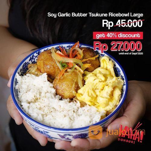 HahaDonburi Get 40% Discount (28072839) di Kota Jakarta Selatan