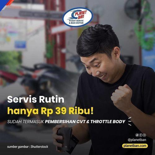 Planet Ban Service Rutin For 39 Ribu (28081415) di Kota Jakarta Selatan