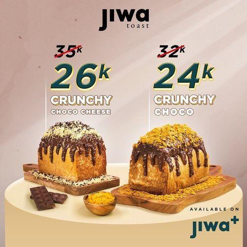Jiwa Toast Promo Harga Spesial (28081631) di Kota Jakarta Selatan