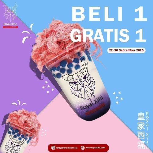 Royal Xifu Indonesi Beli 1 Gratis 1 (28081691) di Kota Jakarta Selatan