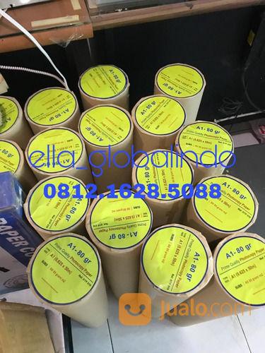 Kertas Roll Hvs A0 90cm Pjg 50m Ready Cp. ELLA Globalindo (28091295) di Kota Surabaya