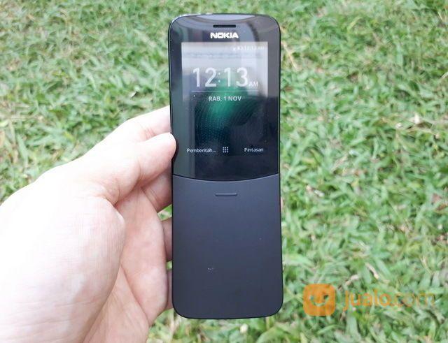 Hape Nokia Pisang 8110 4G Reborn Seken Support WA Normal Mulus Original (28094399) di Kota Jakarta Pusat