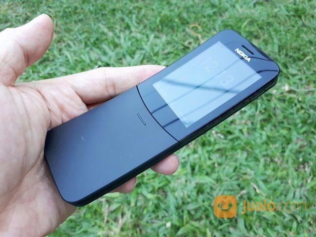 Hape Nokia Pisang 8110 4G Reborn Seken Support WA Normal Mulus Original (28094415) di Kota Jakarta Pusat