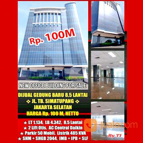GEDUNG 8,5 Lt Di Jl. TB. Simatupang, Jakarta Selatan (28098203) di Kota Jakarta Selatan