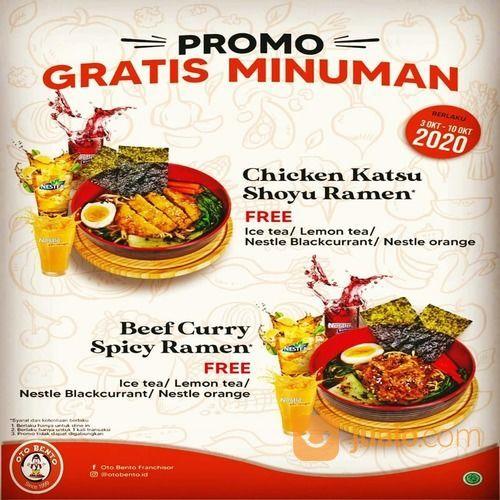 OTOBENTO Promo Spesial Duo Ramen (28135331) di Kota Jakarta Selatan
