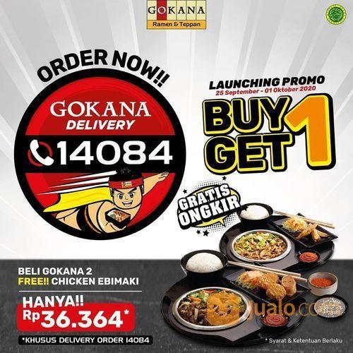 GOKANA RESTO Lagi ada promo BUY 1 GET 1 juga nih! Hanya dengan Rp 36.364* (28135495) di Kota Jakarta Selatan