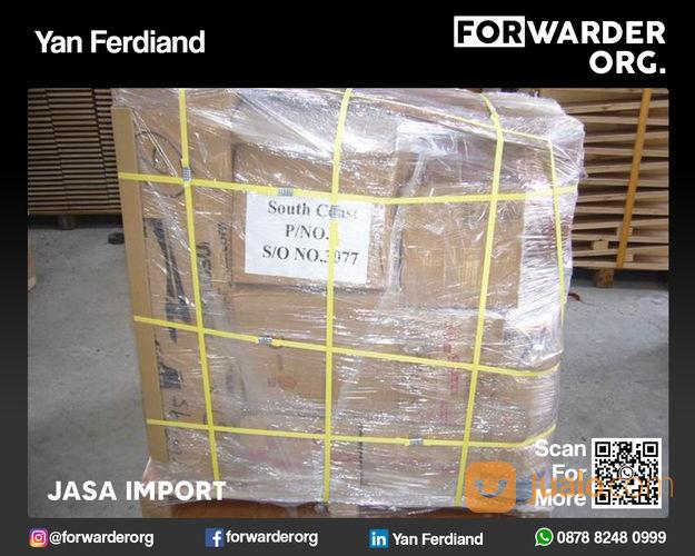 Jasa Import Di Jakarta Import Handling Indonesia   FORWARDER ORG (28158023) di Kota Jakarta Barat