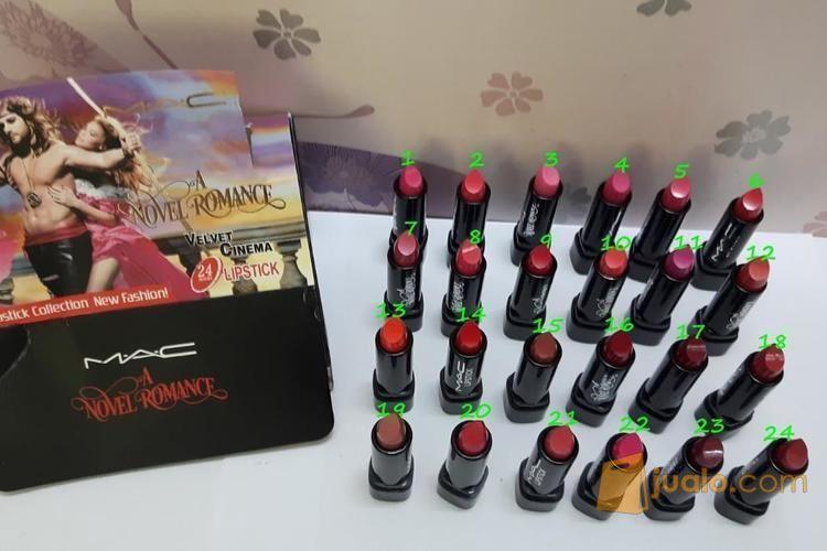 lipstick mac 7247 a novel romance (2816725) di Kota Magelang