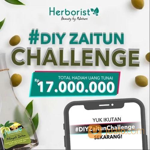 Herborist DIY Zaitun CHALLENGE TOTAL HADIAH 17JT RUPIAH! (28169059) di Kota Jakarta Selatan