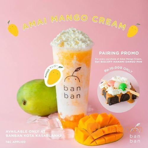 Ban Ban Tea Proudly presents AMAI MANGO CREAM (28169363) di Kota Jakarta Selatan