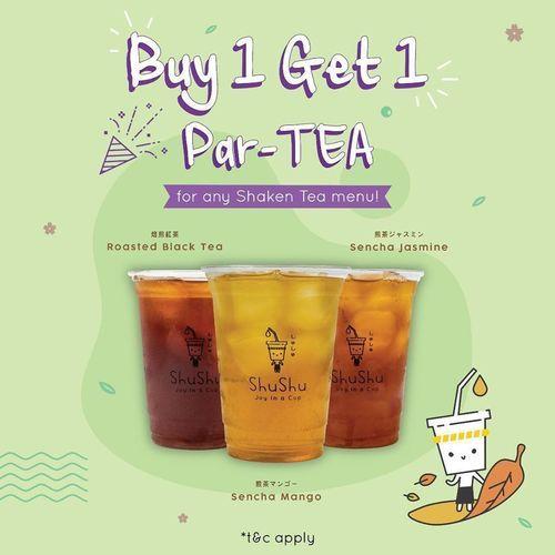 ShuShu Joy In A Cup Buy 1 Get 1 (28169935) di Kota Jakarta Selatan