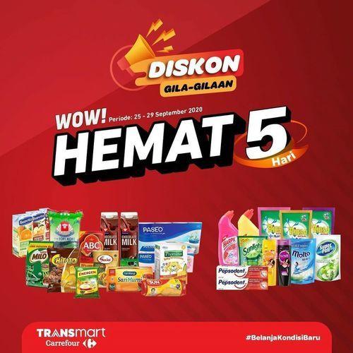 Transmart Carrefour Diskon Up To 40% (28170071) di Kota Jakarta Selatan