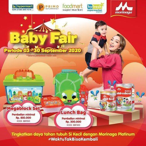 Hypermart Promo Baby Fair Special Price (28170091) di Kota Jakarta Selatan