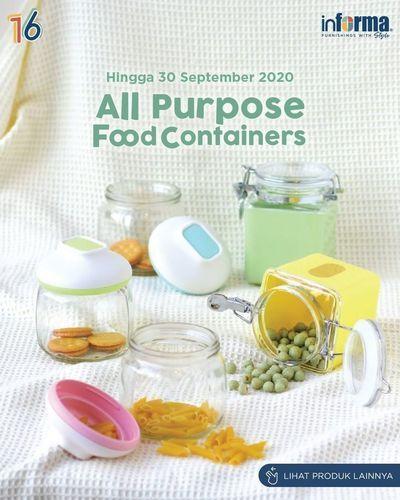 Informa Promo Food Container (28190247) di Kota Jakarta Selatan