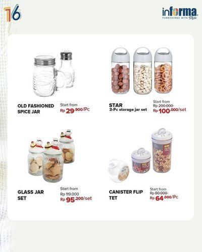 Informa Promo Food Container (28190251) di Kota Jakarta Selatan