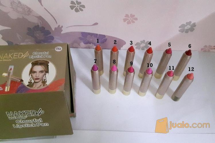lipstick naked 4 model pensil (2819539) di Kota Magelang