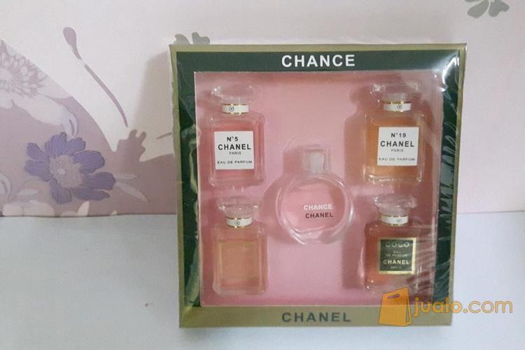parfum chanel kotak (2819607) di Kota Magelang