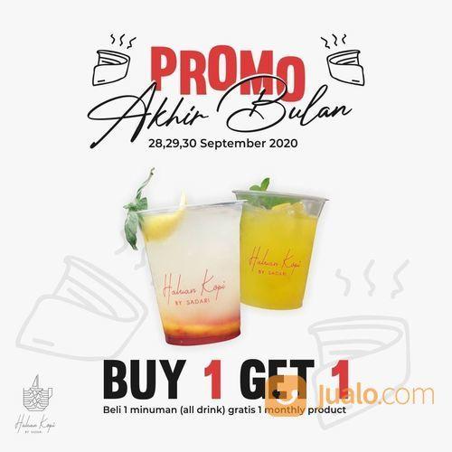 Haluan Kopi Promo Buy 1 (All Varian Drink) Get 1 Monthly Produk @haluankopi.id GRATISSS (28203323) di Kota Jakarta Selatan
