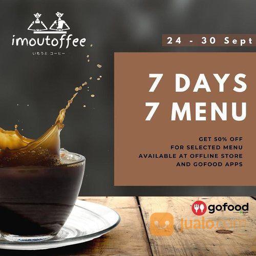 Imouto Coffee Promo 7 Days 7 Menu (28203635) di Kota Jakarta Selatan