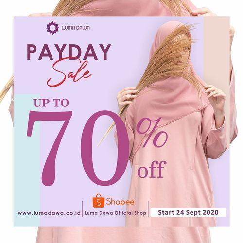 Lumadawa Payday Sale up To 70% Off (28210815) di Kota Jakarta Selatan