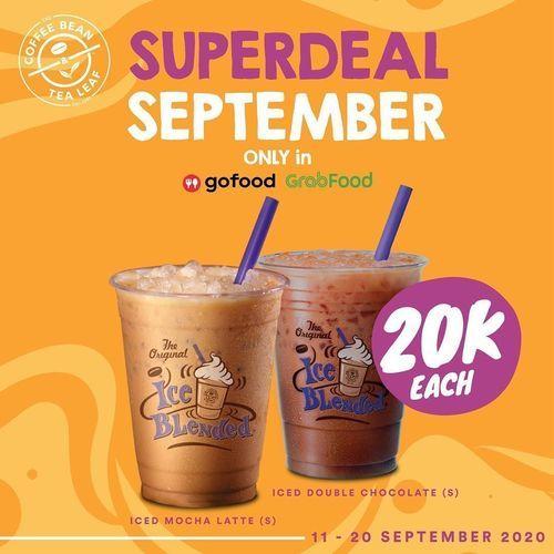 The Coffee Bean Superdeal September 20K (28211479) di Kota Jakarta Selatan