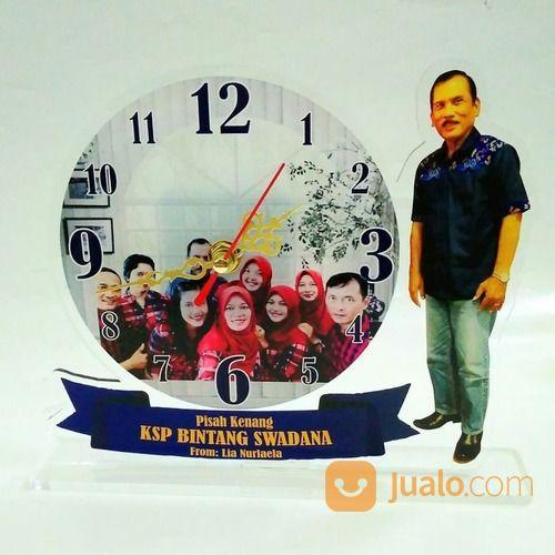Plakat Akrilik Jam Murah Meriah (28212451) di Kota Surabaya