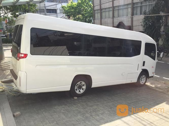 Isuzu Elf Microbus Long 20 Seat Tahun 2020 New Armada ( Mobil Baru ) (28244479) di Kota Jakarta Pusat