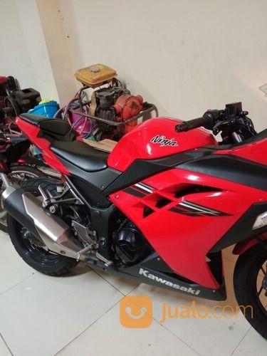Kawasaki Ninja 250 Istimewa 2017 Km Rendah (28252507) di Kota Bandung
